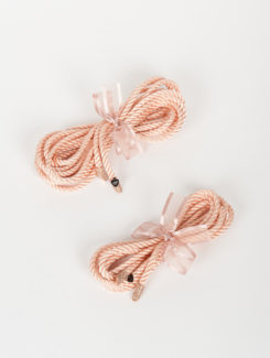 Nénette Bondage Lasso Rope Rose Gold